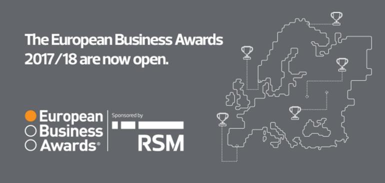 Poslední příležitost pro nejlepší podniky v Evropě ucházet se o prestižní ceny EBA