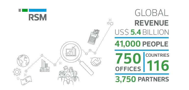 RSM vykázala rekordní výnosy díky výraznému nárůstu poradenských služeb