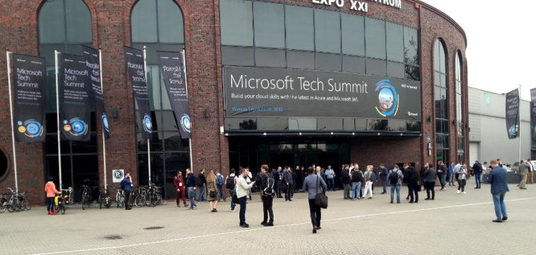 Zítřek už dnes! Takový byl Microsoft Tech Summit ve Varšavě